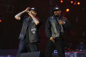 Actuación de Cypress Hill en el Rock in Rio