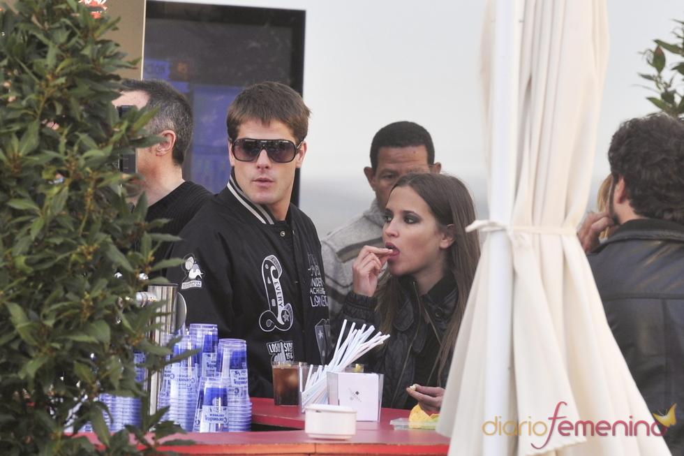 Los actores de 'Los protegidos' en el Rock in Rio Madrid
