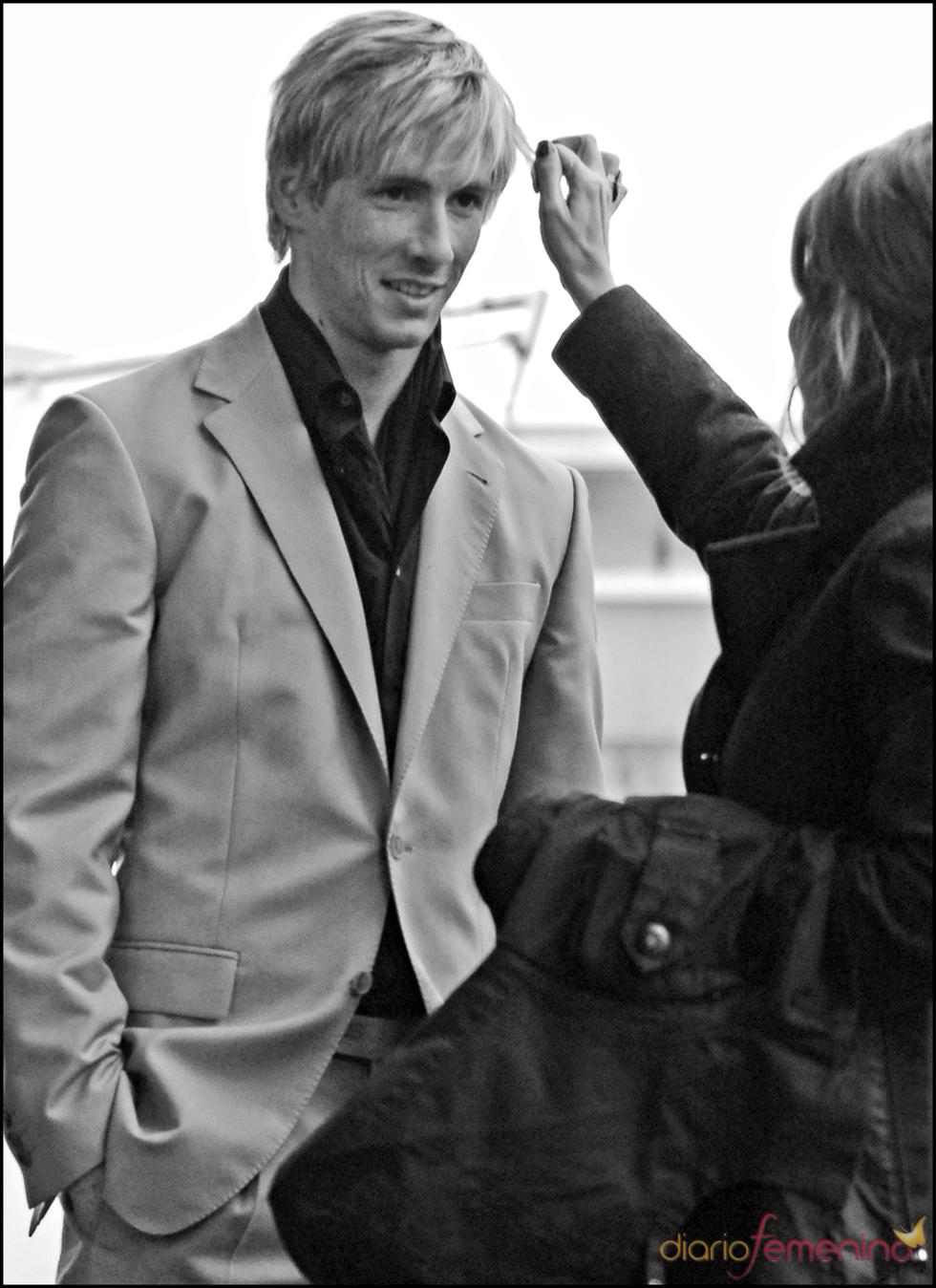Fernando Torres, imagen de Emidio Tucci