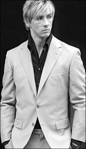 Fernando Torres, un chico de anuncio