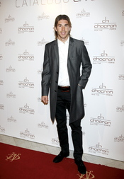 Sergio Ramos, muy elegante