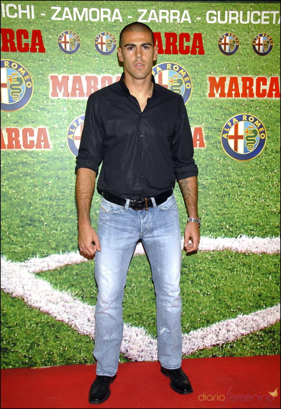 Victor Valdés, un portero muy sexy