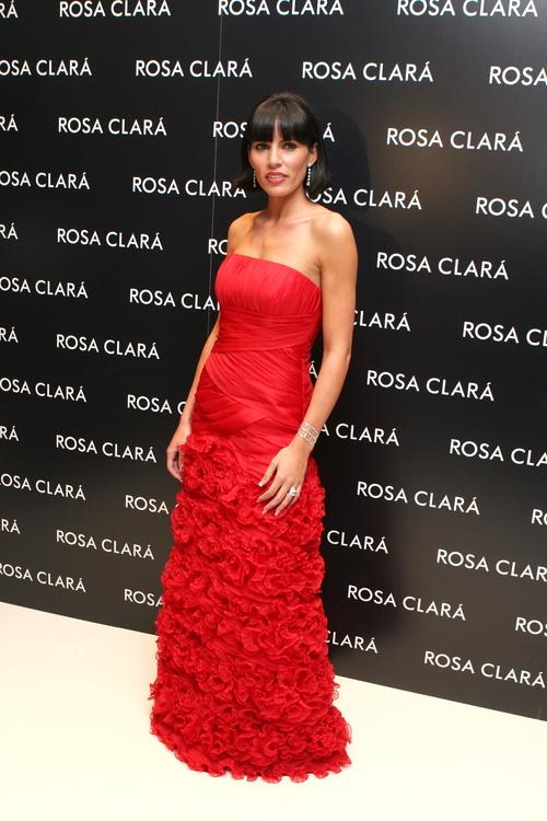 Yolanda Ruiz, mujer de Pepe Reina