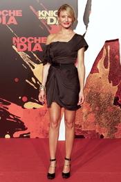 Cameron Diaz, en el estreno mundial de 'Noche y Día'