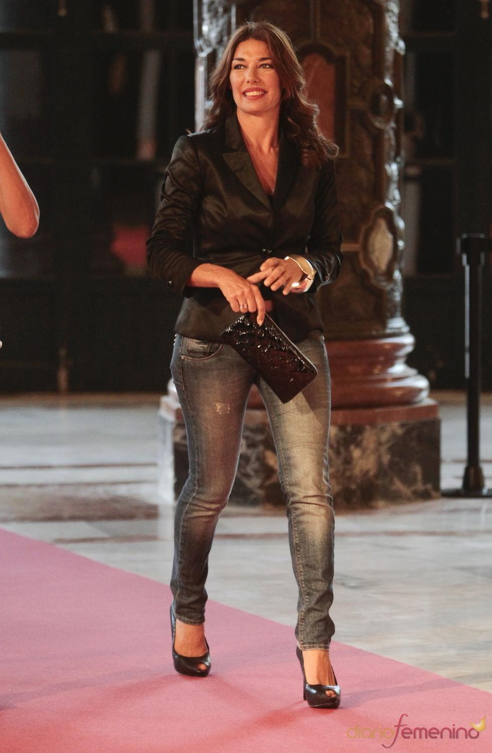 Raquel Revuelta en el estreno mundial de 'Noche y Día'