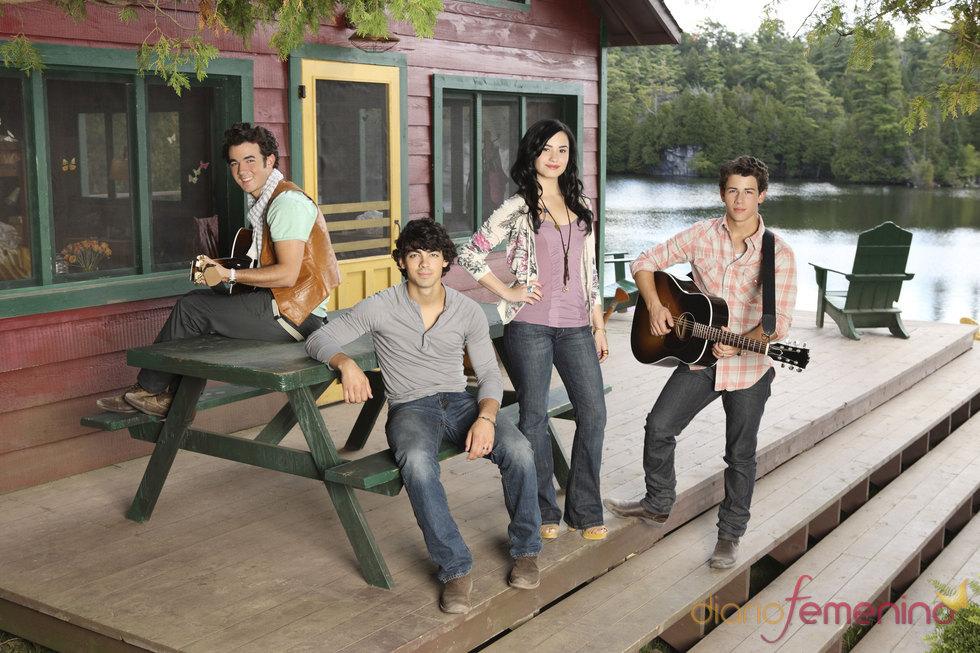 La primera imagen de 'Camp Rock 2: The Final Jam'