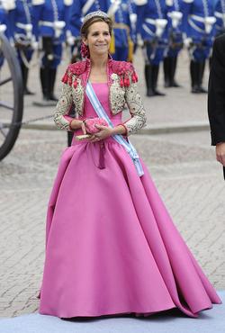 Elena de Borbón, el estilo personificado