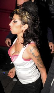 Tatuajes de Amy Winehouse