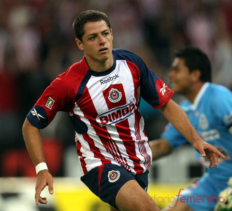Chicharito es jugador del Manchester United