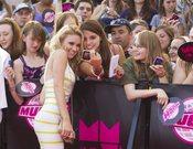 Emily Osment en los premios MuchMusic de Toronto