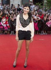 Nikki Yanofsky en los premios MuchMusic de Toronto