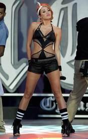 Actuación de Miley Cyrus en los premios MuchMusic