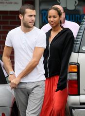 Leona Lewis y Lou Al-Chamaa han roto