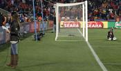 Sara Carbonero, cerca de Iker Casillas en el Mundial