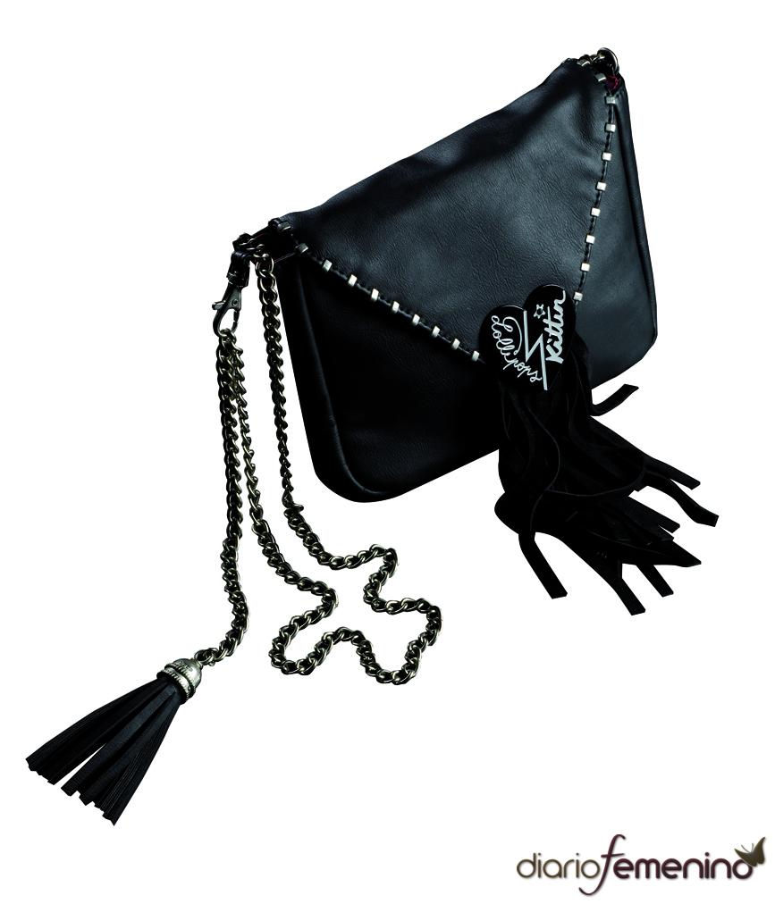 Bolso negro de Lollipops By Miss Kittin