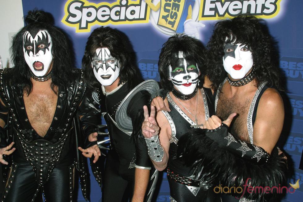Concierto de Kiss en Madrid
