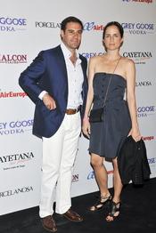 Carolina Adriana Herrera y El Litri, derrochando estilo