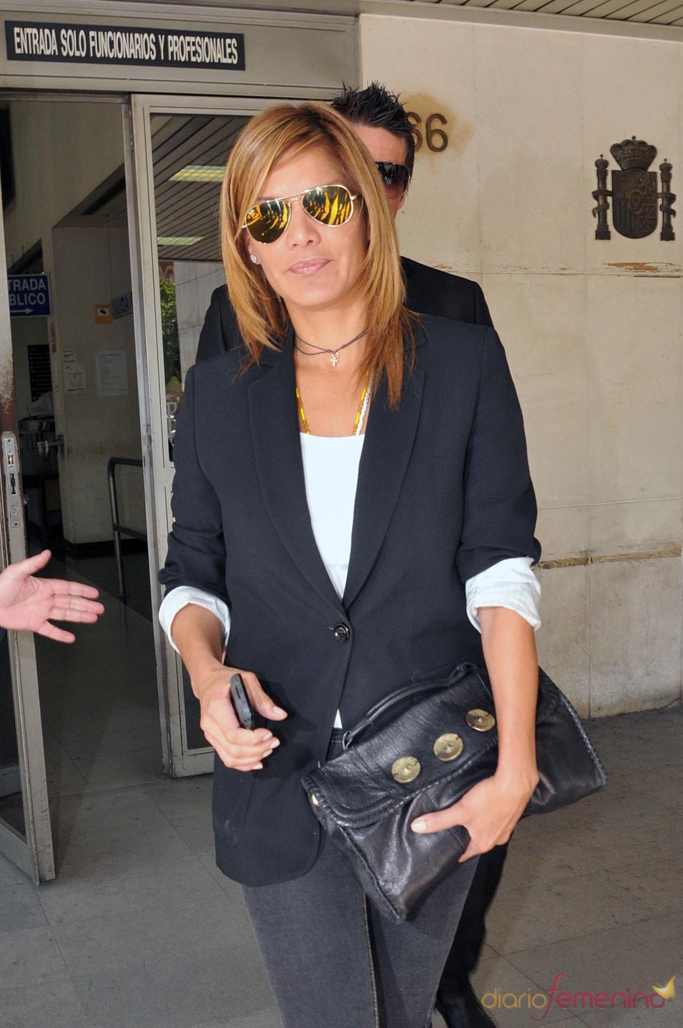 Ivonne Reyes sale del juicio contra Pepe Navarro