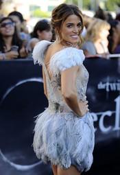 Nikki Reed, en el estreno de 'Eclipse' en Los Ángeles