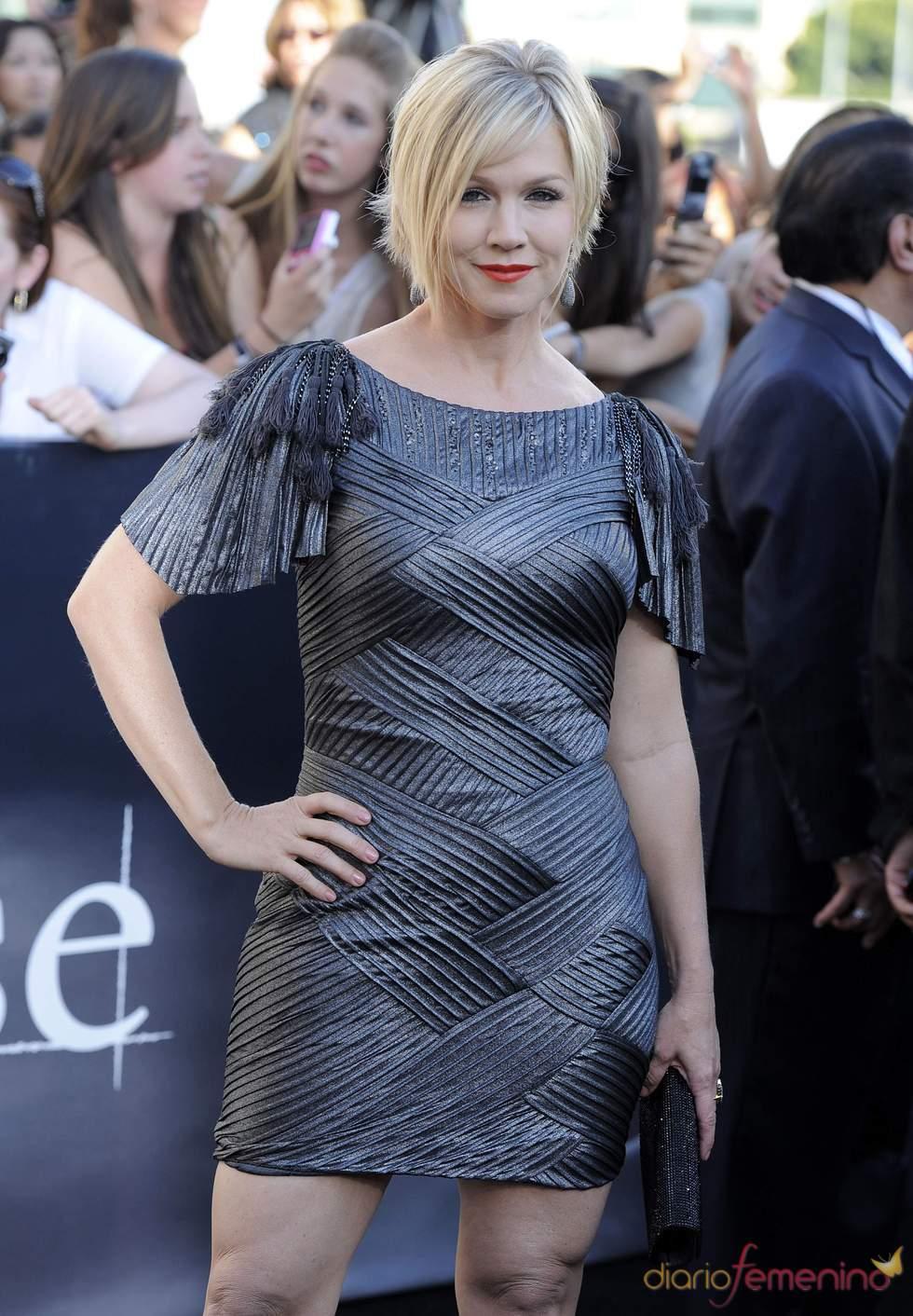 Jennie Garth, en el estreno de 'Eclipse' en Los Ángeles