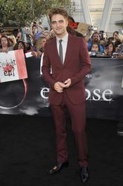 Robert Pattinson, en el estreno de 'Eclipse' en Los Ángeles