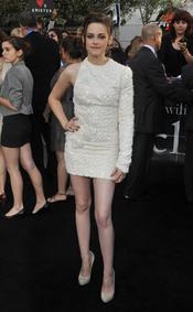 Kristen Stewart, en el estreno de 'Eclipse' en Los Ángeles