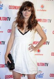 Anna Allen en los Premios Cosmopolitan TV