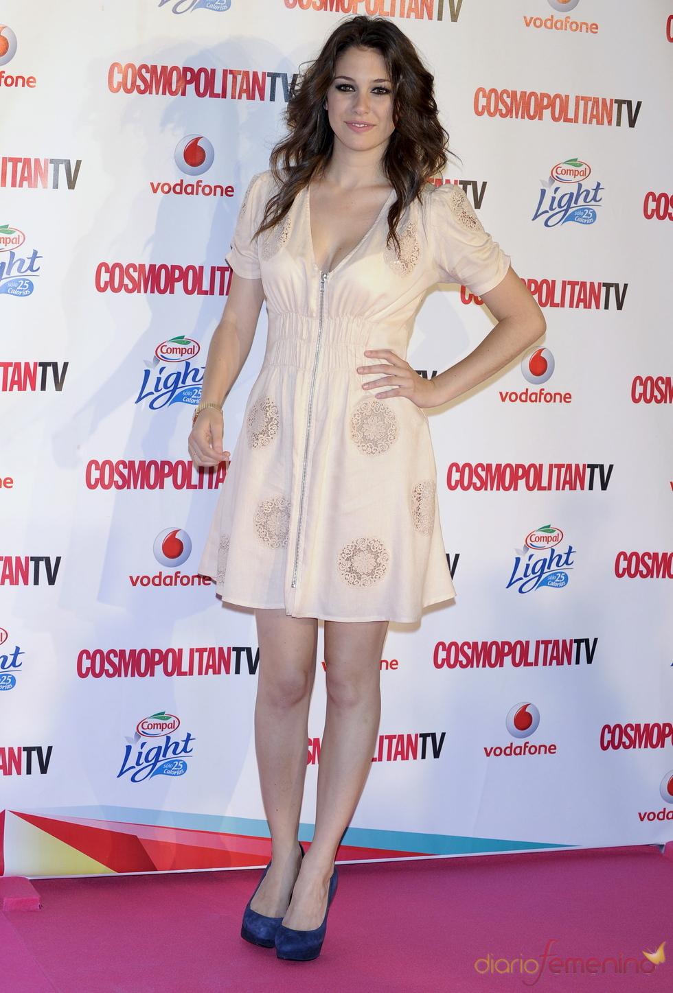 Blanca Suárez en los Premios Cosmopolitan TV