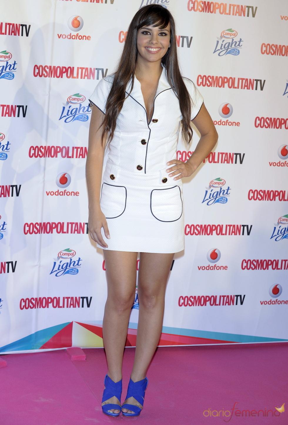 Cristina Pedroche en los Premios Cosmopolitan TV
