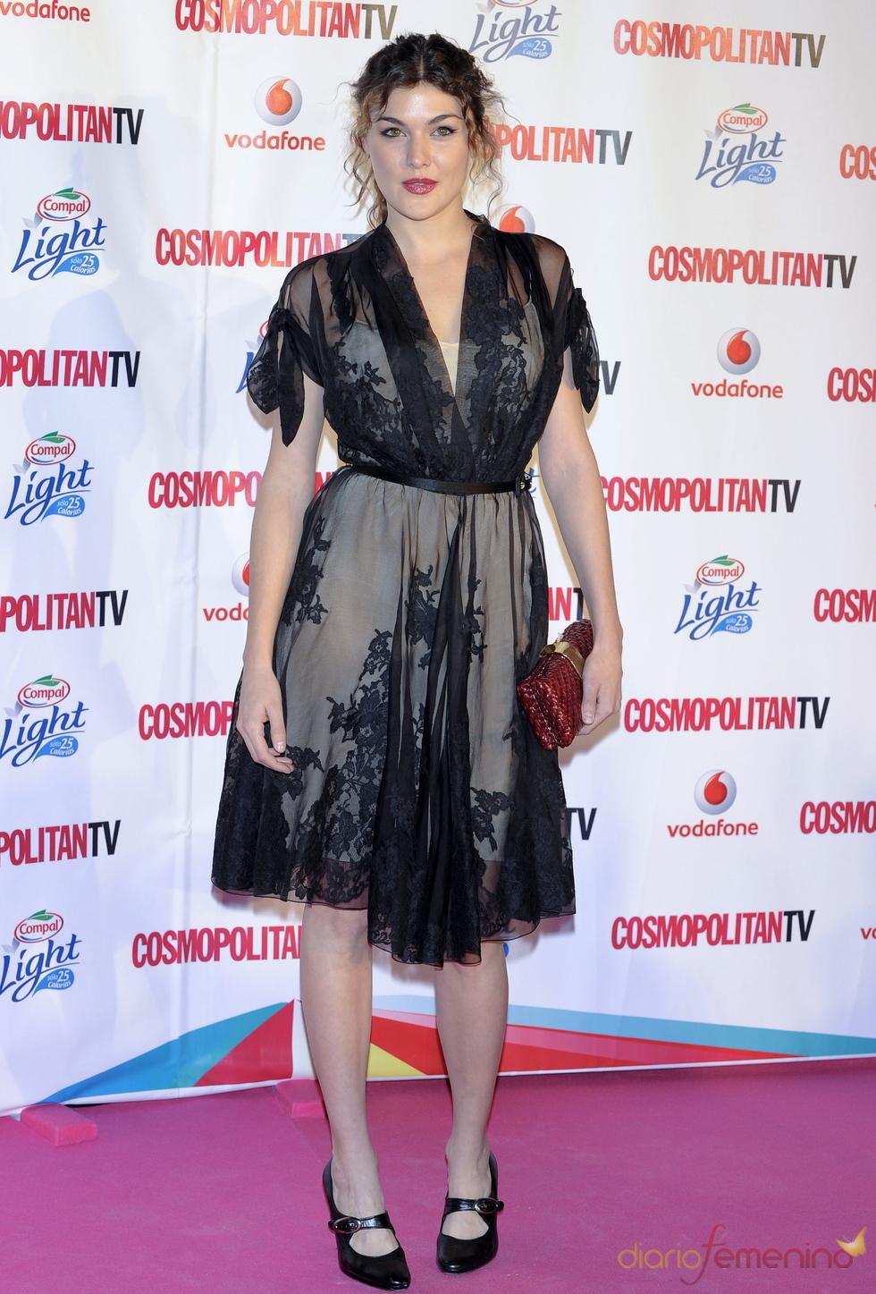 Marta Nieto en los Premios Cosmopolitan TV
