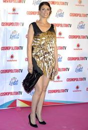 Ruth Gabriel en los Premios Cosmopolitan TV