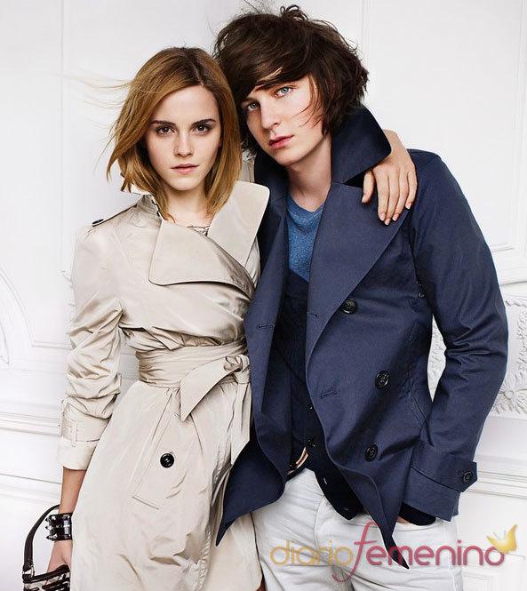 El modelo George Craig es el nuevo novia de Emma Watson