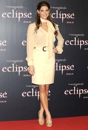 Ashley Greene presenta 'Eclipse' en Madrid