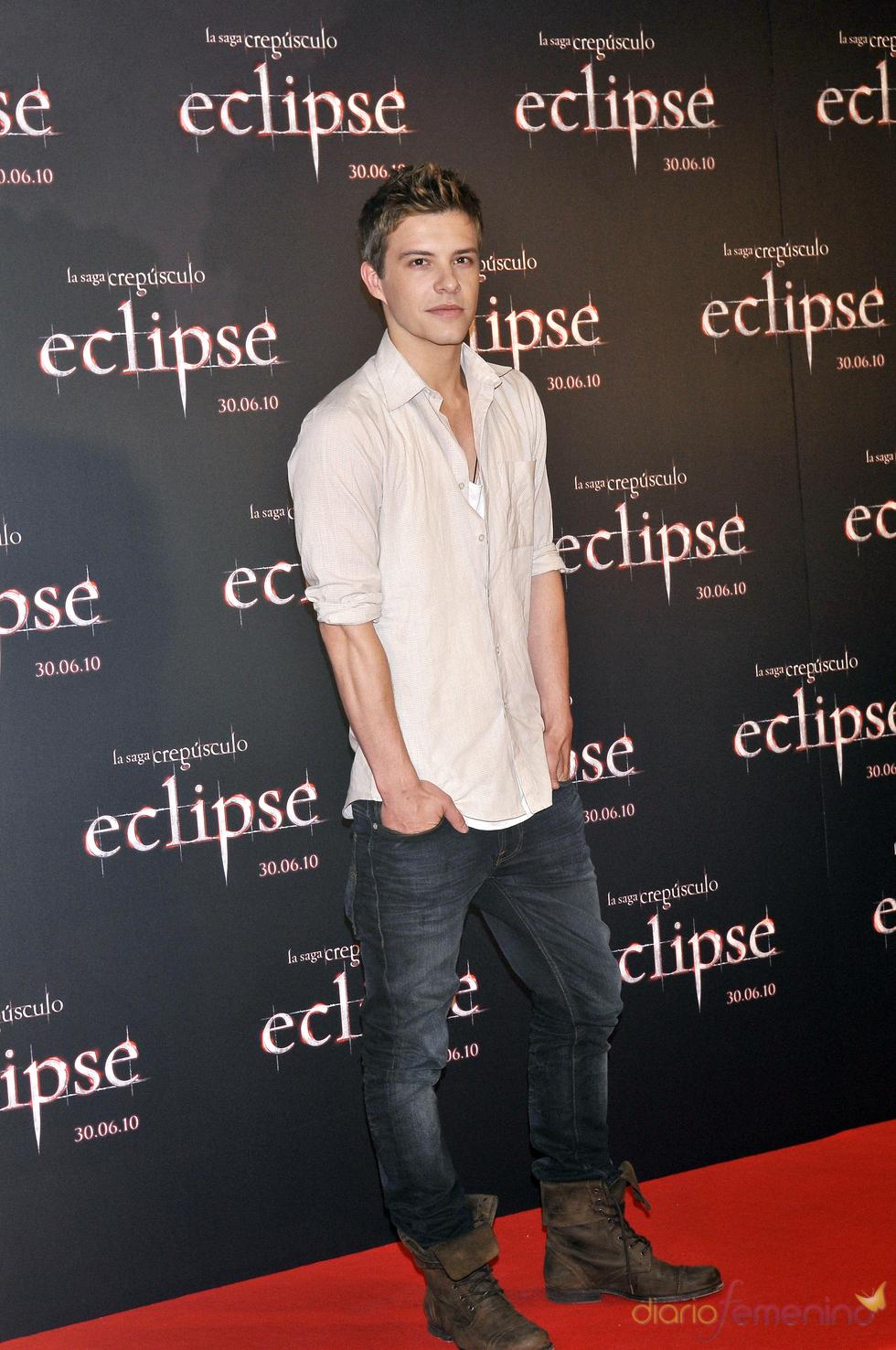 Xavier Samuel presenta 'Eclipse' en Madrid