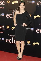 Mónica Carrillo en la premiere de 'Eclipse' en Madrid