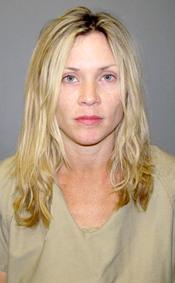 La actriz Amy Locane, acusada de homicidio