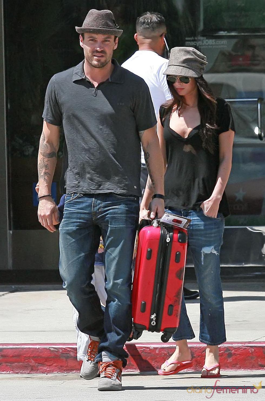 Megan Fox y Brian Austin Green se casan