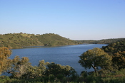 El Grande Lago de Alqueva, Portugal