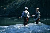 Pesca en el Alentejo portugués