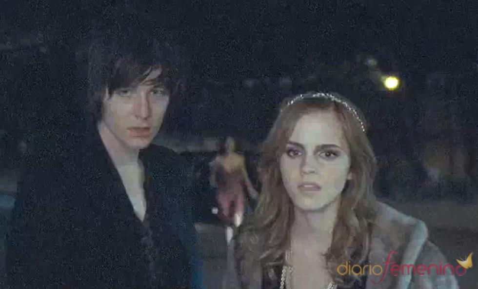 Emma Watson y George Craig, jutos en un videoclip