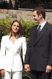 Amaia Salamanca y Fernando Gil, los nuevos Príncipes de Asturias