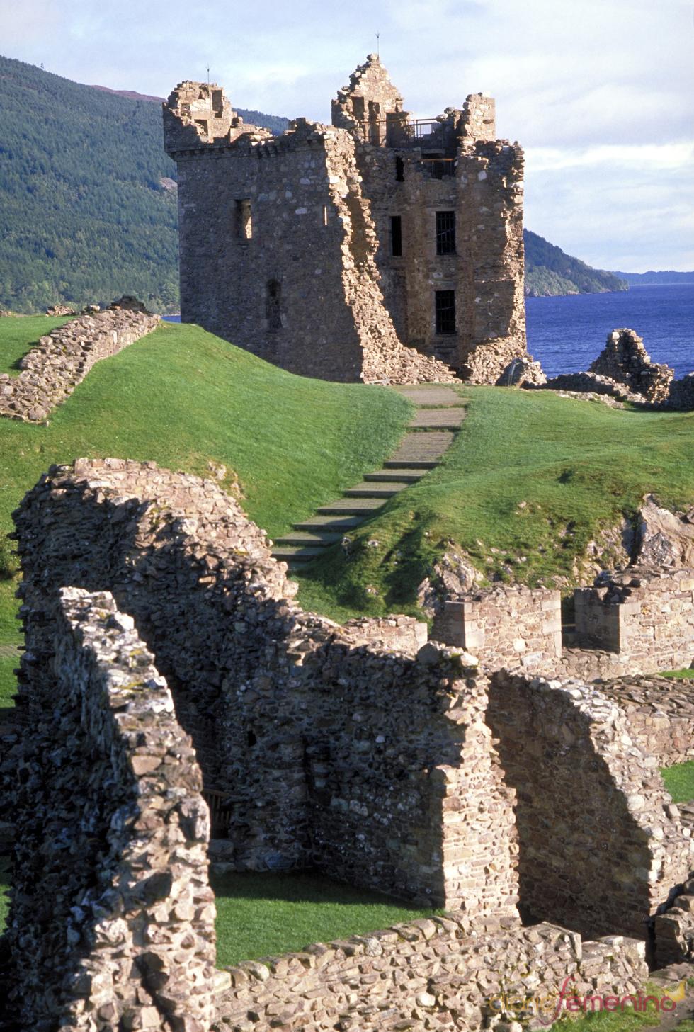 Castillo Urquhart, Escocia