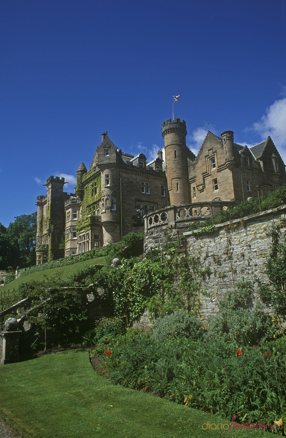 Castillo Skibo, Escocia