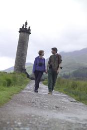 Monumento Glenfinnan, Escocia