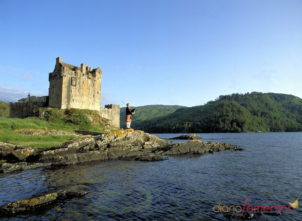 Castillo Eilean Donan, Escocia