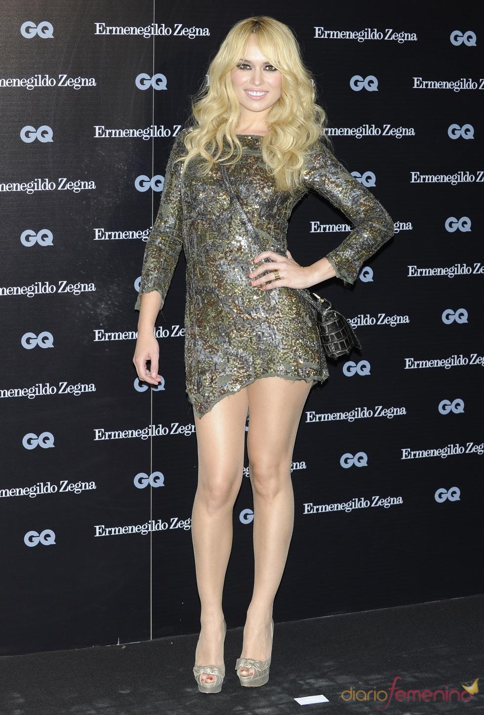 Patricia Conde en los Premios GQ 2010