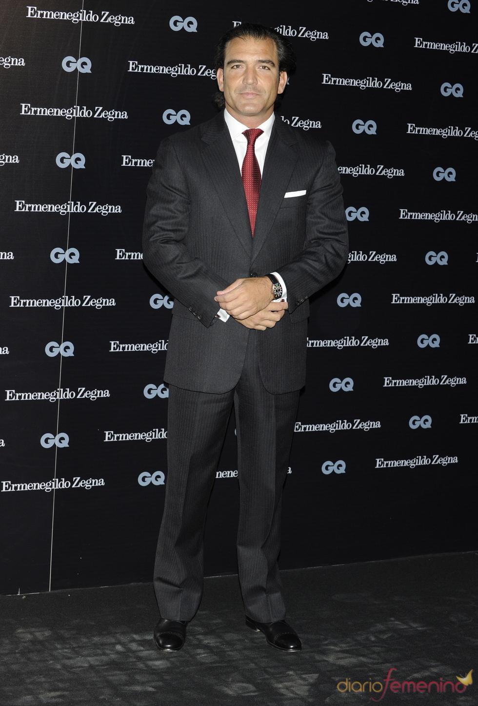 Gigi Sarasola en los Premios GQ 2010