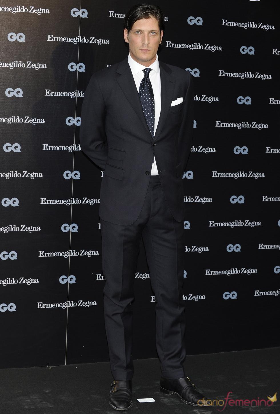 Premios GQ 2010: Luis Medina