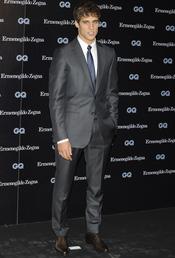 Martín Rivas en los Premios GQ 2010
