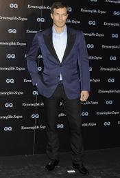 Paul Sculfor en los Premios GQ 2010